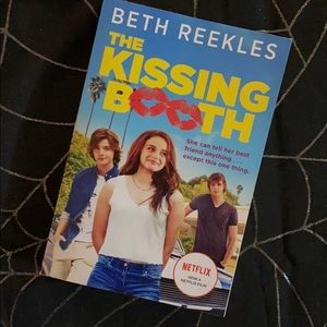 Kissing booth paperback book New